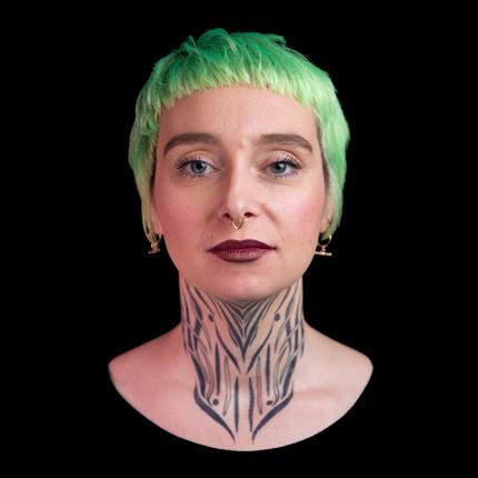 Friseurmeisterin Pia Kleimeyer